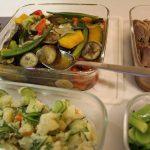 夕食のメニューを固定して、まとめ買いと作り置きおかずで食事作りを効率化