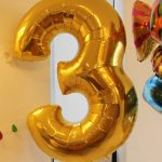 3歳息子の誕生日パーティ♪卵乳製品不使用で作るお誕生日料理
