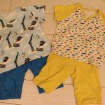 ユニクロのベビー用パジャマを毎シーズン愛用しています!