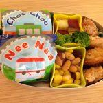 幼稚園に通う3歳息子のお弁当の記録。おすすめふりかけも紹介します。