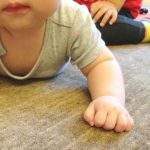 5ヶ月の娘の衣替え