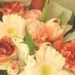 頂いた花束の飾り方。大きな花瓶がなくても大丈夫!